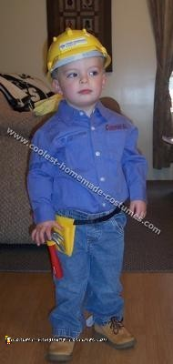 Cable Guy Costume